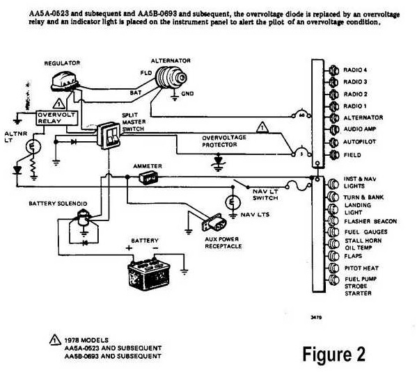aircraft alternator wiring diagram free picture phase iii